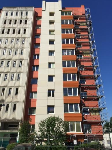 Daugiabutis gyvenamasis namas, Klaipėda 2016 m.