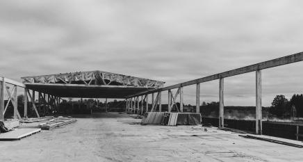 Sandėlio statybos projektas, Šilalė 2018 m.